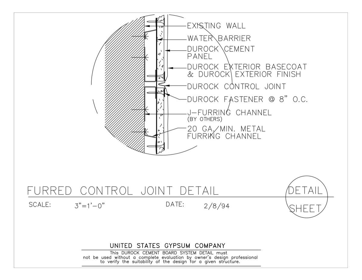 Usg Design Studio Control Joint Download Details
