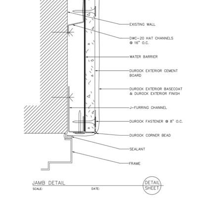 Usg Design Studio Exterior Walls Download Details